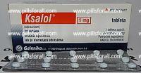 Xanax generic Ksalol ( alprazolam ) 1mg x 300 pills. Delivery from EU.